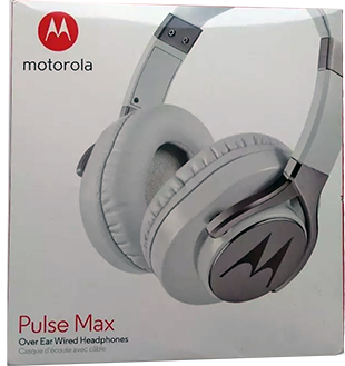 Headset Motorola PULSE MAX