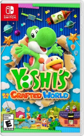 Yoshi Crafted World - Switch