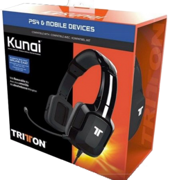 Tritton Kunai Stereo Headset - PS4