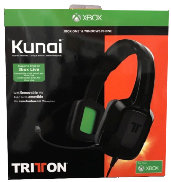 Tritton Kunai Stereo Headset  - Xbox One