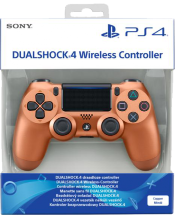 Controle Dual Shock 4 Copper - PS4