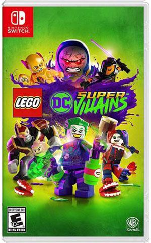 LEGO DC Super-Villains - Switch