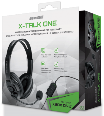 Headset-X Talk One - Xbox One