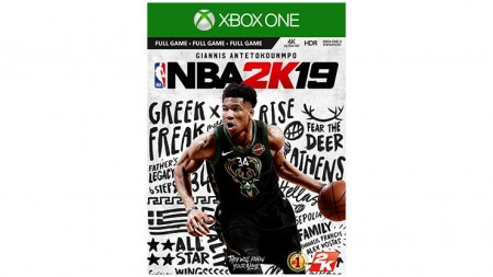 Xbox One S 1TB Bundle NBA 2K19  - foto principal 2