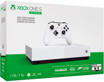 Xbox One S All-Digital 1 TB Sem Jogos  - foto 2