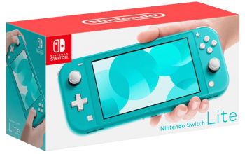 Nintendo Switch Lite - Azul  - foto 3