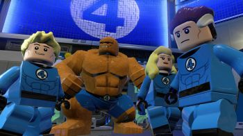Lego Marvel Collection - PS4  - foto 10