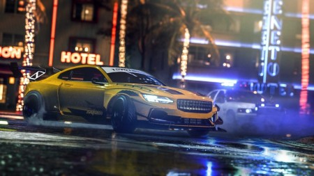 Need for Speed Heat - PS4  - foto principal 6