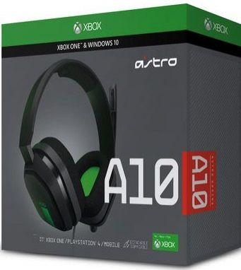 Astro A10 Headset xbox one