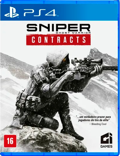 Sniper Ghost Warrior Contracts - PS4  - foto principal 1