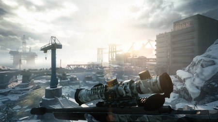 Sniper Ghost Warrior Contracts - PS4  - foto principal 8