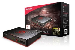 Placa de Captura (Gravador) AVerMedia Game Capture HD II C285 - Para: PS3; PS4; XBOX 360; XBOX ONE; Wii-U e PC  - foto principal 1