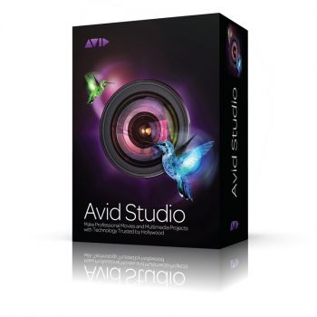 Avid Studio - Box Full - Produto Original