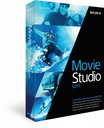 Sony Vegas Movie Studio 13 SUITE - Produto Original