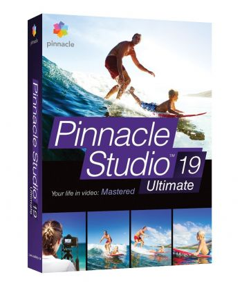 Pinnacle Studio 19 Ultimate ORIGINAL PINNACLE - ORIGINAL