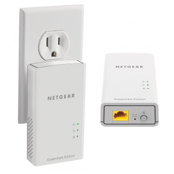 NETGEAR PL1000 Powerline PL1000-100PAS - 2 ADAPTADORES