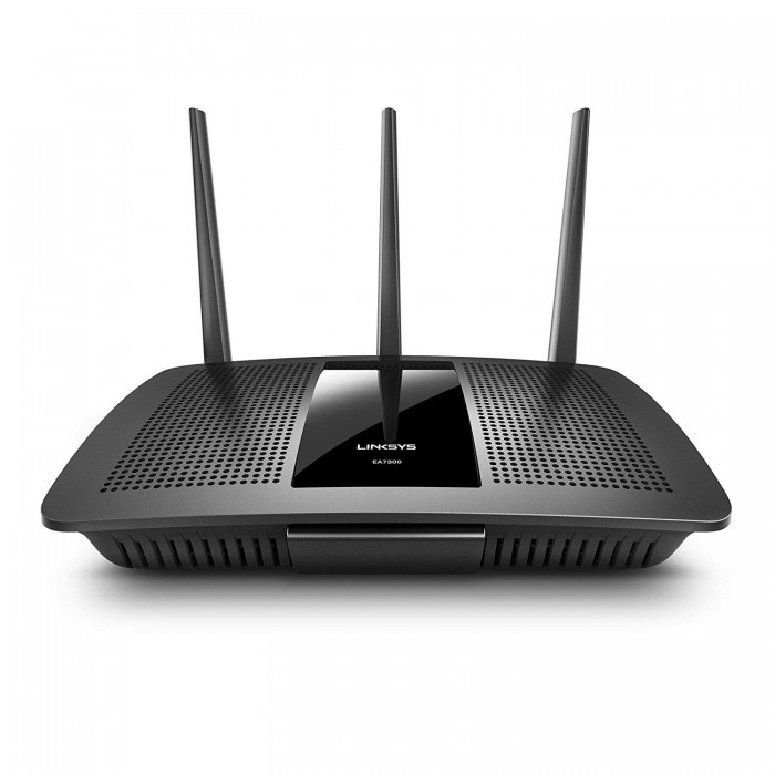 Roteador Cisco Linksys EA7300 MAX-STREAM Dual Band - Next Generation  - foto principal 1