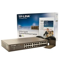 Switch 24 Portas Gigabit Tp-link TL-SG1024D 10/100/1000mb/s