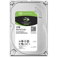 Hd Seagate 1tb Barracuda 3,5 Pol 7200 Rpm 64mb Cache, Sata III sea1 desktop