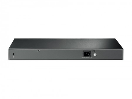 Switch 24-Port 10/100Mbps + 4-Port Gigabit Smart PoE+ T1500 28PCT (TL-SL2428P)  - foto principal 3