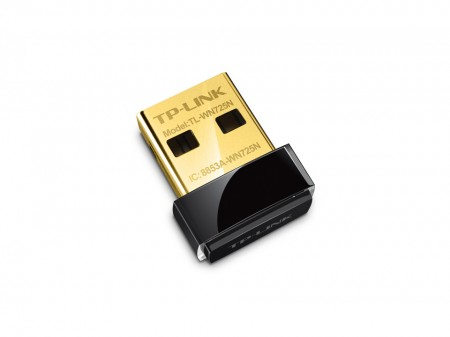 Nano Adaptador USB Wireless N150Mbps TL-WN725N  - foto principal 3