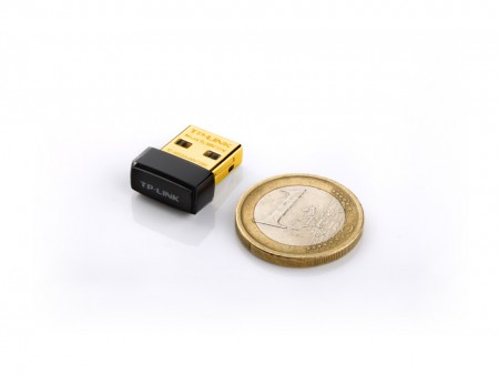 Nano Adaptador USB Wireless N150Mbps TL-WN725N  - foto principal 5