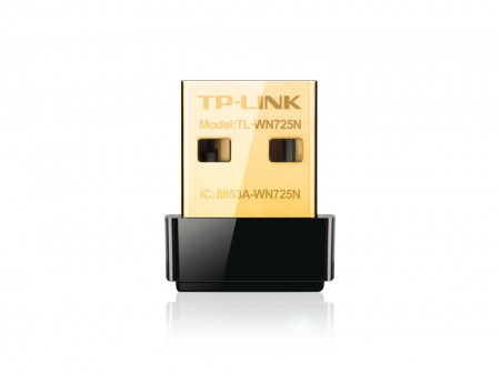 Nano Adaptador USB Wireless N150Mbps TL-WN725N  - foto principal 2