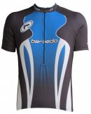 CAMISA CICLISMO DUSTER AZUL BARBEDO