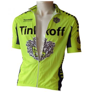CAMISA CICLISMO TINKOFF BARBEDO  - foto 5