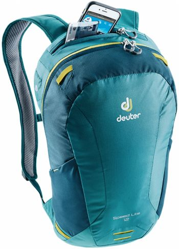 MOCHILA SPEED LITE 12 DEUTER VERDE 2018