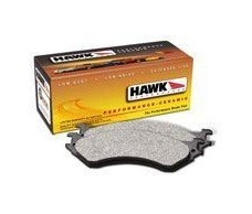 Pastilhas Hawk Ceramic Chrysler 300C SRT8 - 2005 a 2012