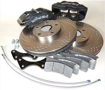 Kit Freios Wilwood Audi A6 - 1996 a 2001
