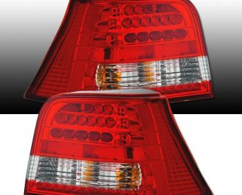 Lanternas Traseiras LED VW Golf MK4 - 1999 a 2007