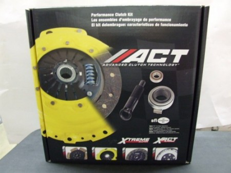 Kit Embreagem ACT Heavy Duty Subaru Impreza WRX STI - 2008 a 2011