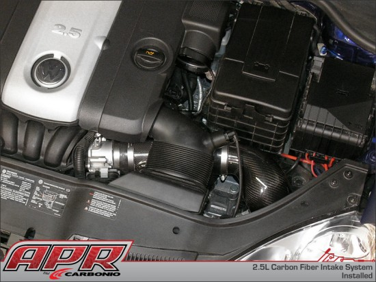 Cold Air Intake APR Carbonio VW Jetta MK5 2.5 - 2007+