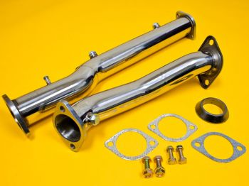 Downpipe + Testpipe Mitsubish Lancer Evolution X - 2008+