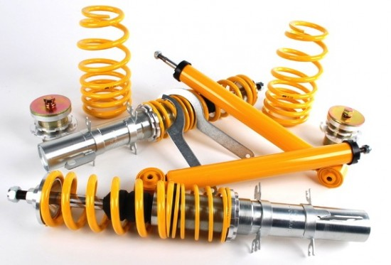 Coilover FK Audi A3 1.6 / 1.8 / 1.8T - 1997 a 2006