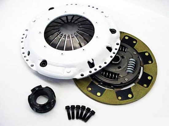 Kit Embreagem Clutch Master Stage 3 Audi A3 1.8T / VW Golf 1.8T / Audi TT 1.8T FWD