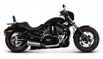 Escapamento Akrapovic Harley-Davidson V-Rod VRSCDX Night Rod - 2009+