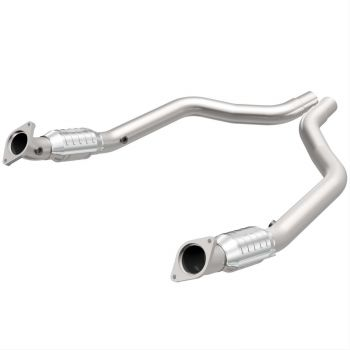 Performance Pipes Magnaflow 2.5'' Inox Chrysler 300C V8 5.7 - 2005 a 2012