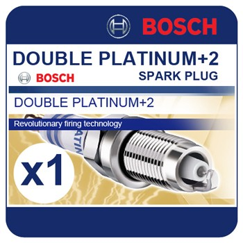 Velas Double Platinum Bosch Citroen DS3 1.6 16V