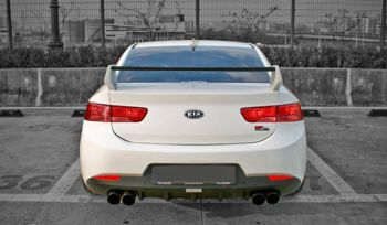 Aerofolio Com Brake Light Kia Koup - 2009+