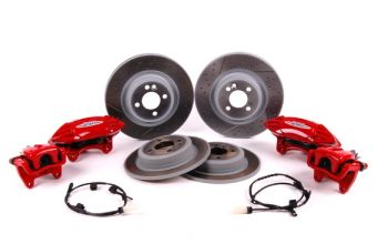 Kit Freios Brembo Mini John Cooper Works JCW - 2007 a 2012