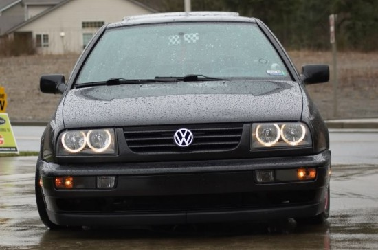 Farois Black Angel Eyes VW Jetta MK3 - 1992 a 1998  - foto principal 1