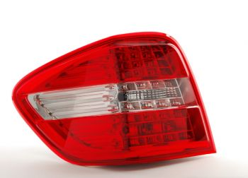 Lanternas Traseiras em LED Original Mercedes-Benz ML350 - 2006+