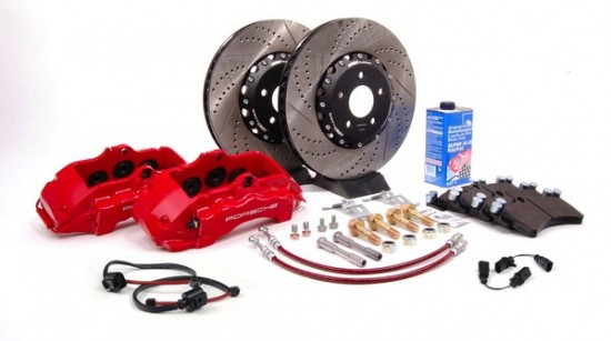 Kit Freios Brembo Stage 5 Audi A3 8P 2.0T - 2006 a 2012