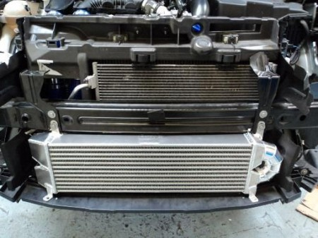 Intercooler Forge Citroen DS3 1.6 Turbo - 2010+