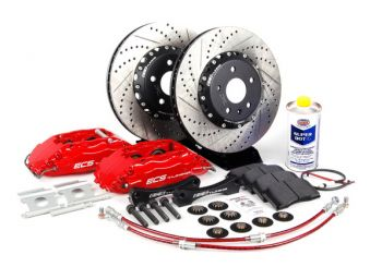 Kit Freios Stage 3 VW Jetta MK5 MK6 2.5 2.0 TSI - 2006+