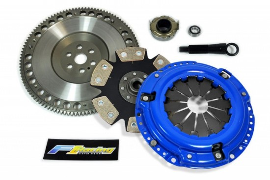 Kit Embreagem Stage 3 + Volante FX Racing Honda Civic - 1992 a 2000