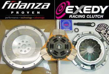 Kit Embreagem Exedy Stage 2 Honda Civic - 1992 a 2000